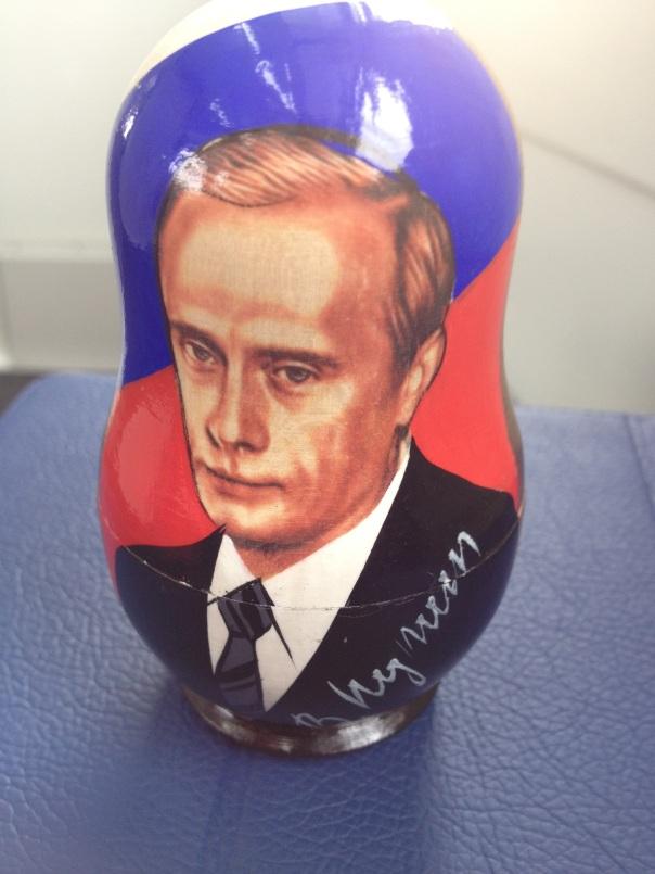 Putin e l'effetto matrioska