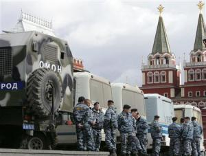 omon polizia russia