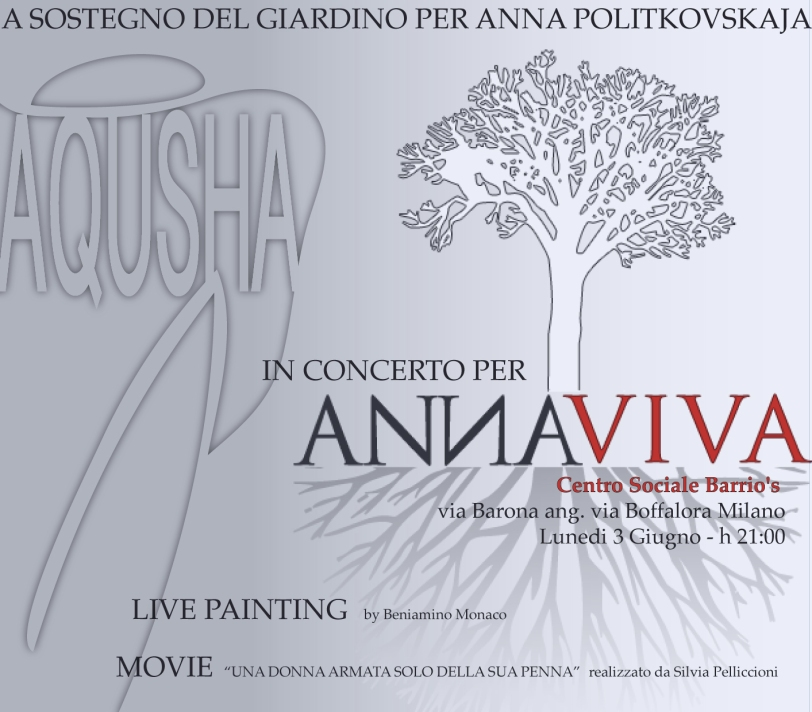 Annaviva e Aqusha in concerto