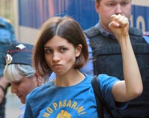 pussy-riot Nadezhda Tolokonnikova