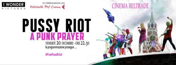 Pussy Riot - A Punk Prayer.